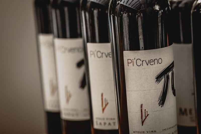 cuvee Pi, atelje vina Šapat