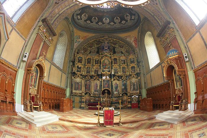 Crkva Sv. Nikole u Sremskim Karlovcima
